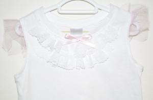 lace top details