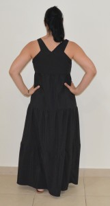 Black tiered maxi back 2